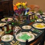 Happy Birthday, Mom!  A Cajun Feast
