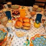 A Birthday Tea Party!