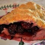 Beautiful Blackberry Pie ~ Baked Sunday Mornings ~
