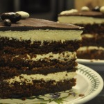 Baked Explorations ~ Chocolate Coffee Cake ~ for John's Birthday!