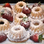 Mini Ruby Cakes ~ Sarabeth's Bakery