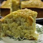 Dorie Greenspan's Coconut Tea Cake