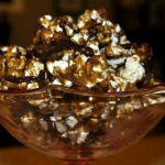 Caramel Popcorn with Peanuts and Chocolate ~ Baked Sunday Mornings