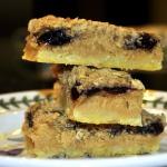 Peanut Butter & Jelly Bars ~ Baked Sunday Mornings