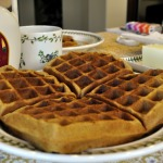 Malted Waffles ~ Baked Sunday Mornings