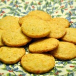 Cheez-it-ish Crackers ~ French Fridays with Dorie