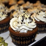 Holiday Spice Cupcakes with Eggnog Buttercream ~ Baked Sunday Mornings