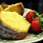 Lemon Bundt Cake ~ Matt Lewis
