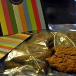 Ginger Snaps ~ Dorista Valentine's Day Cookie Exchange