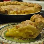 Lemon Shaker Pie ~ Baked Sunday Mornings
