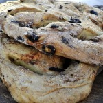 Provencal Olive Fougasse ~ French Fridays with Dorie