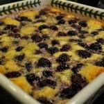 Basic Blackberry Cobbler ~ King Arthur Flour