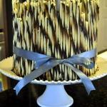 John's Second Birthday Cake ~ The Best Chocolate Cake Recipe {Ever} ~ Add a Pinch