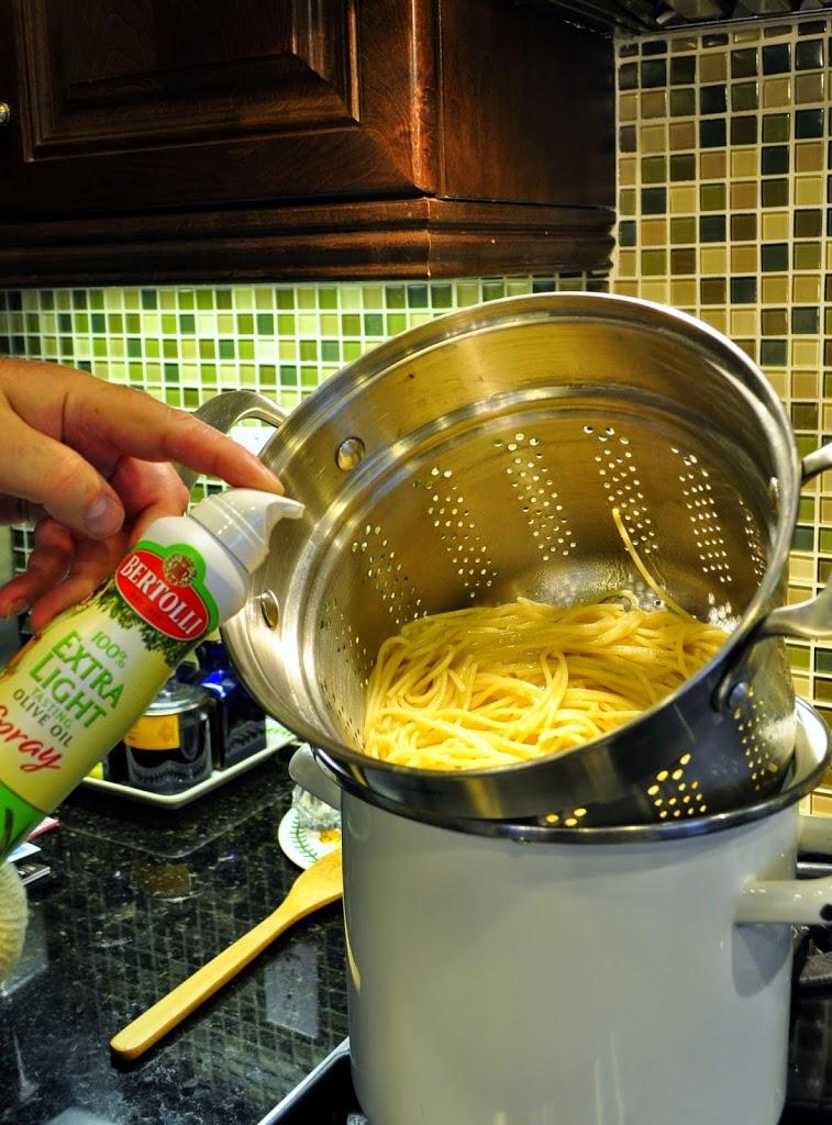 For Sticky Pasta
