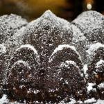 Baked Sunday Mornings: Tunnel of Walnut Fudge Cake