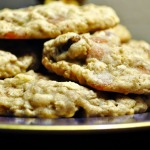 Chewy Caramel Oatmeal Cookies