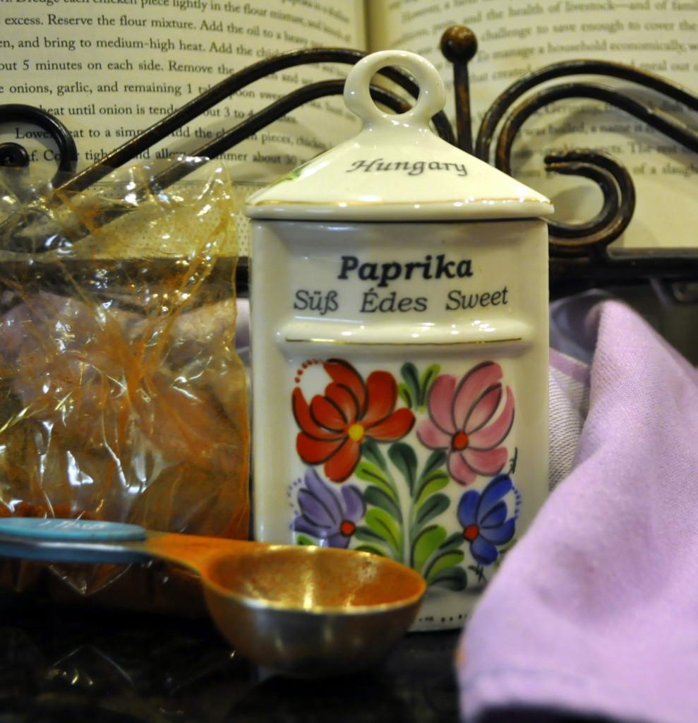 Sweet Hungarian Paprika