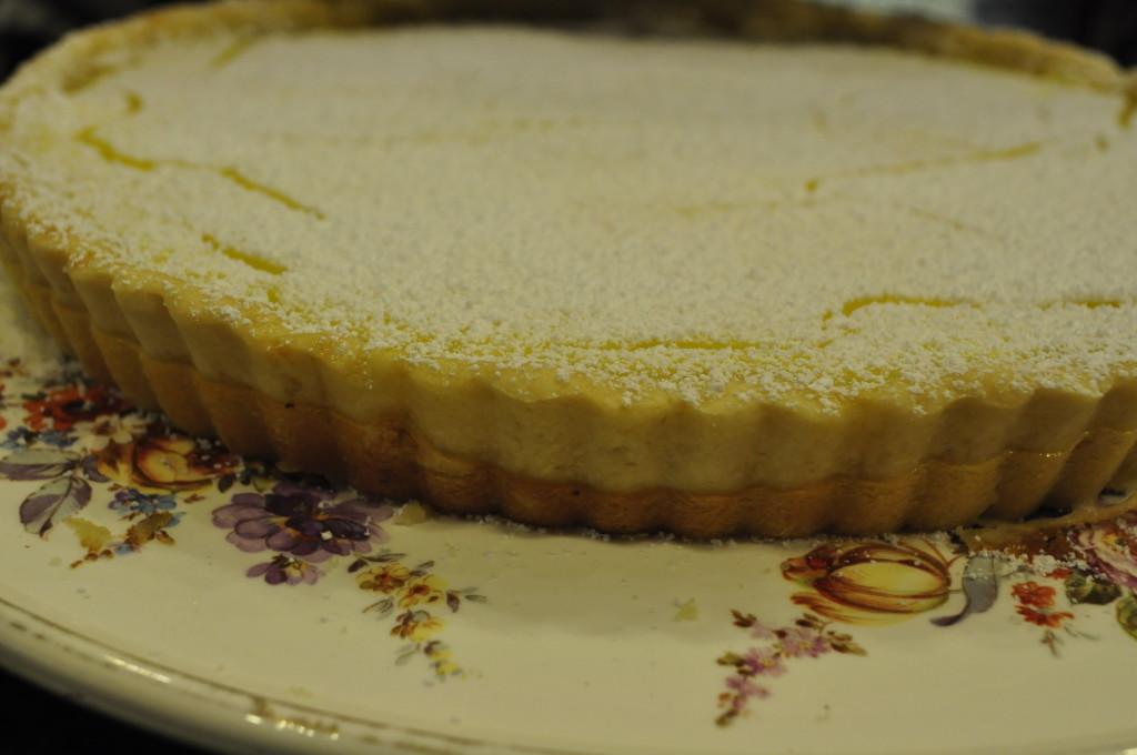Lovely Lemon Tart