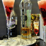 Toast Spring with Blackberry Kir Punch!