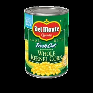 Canned at peak freshness