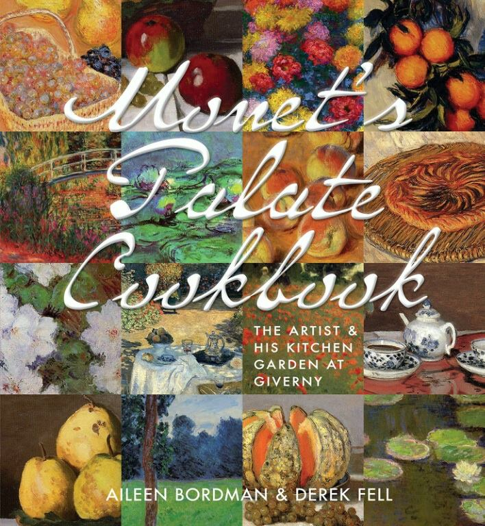 So much more than a cookbook ~ a must-have for the artist and chef