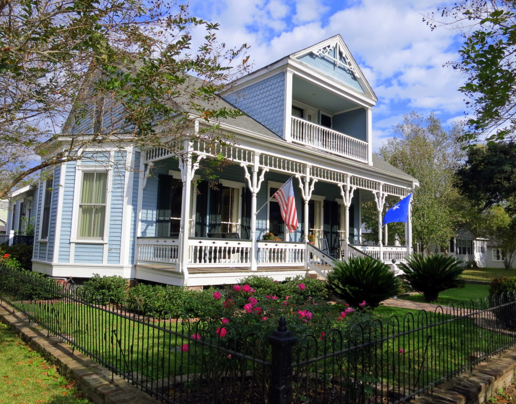A lovely home in St. Francisville, Louisiana