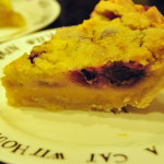 You Be Sweet! Blackberry Crumb Pie