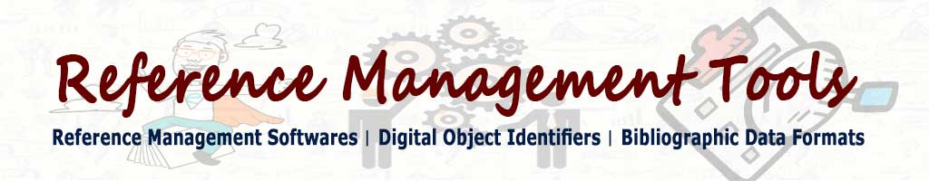 reference management tools