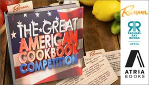 Rachael Ray cookbook competition picture logo