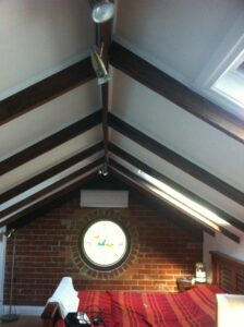 Loft convert roof space into a room Claremont Perth