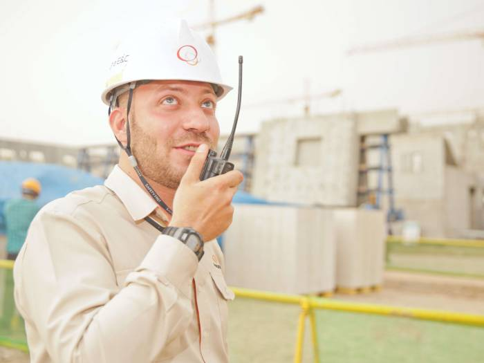 building project manager
