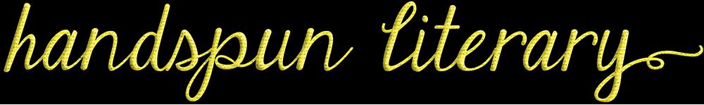 handspun literary Logo