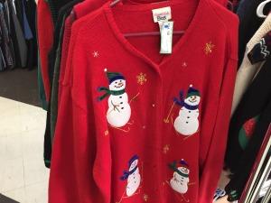 RE-LOVE IT Christmas Sweater, 12 Days of Loudoun Christmas