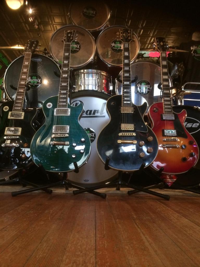 Purcellville and Loudoun's Own Shamrock Music Shoppe