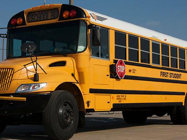 Loudoun County School Bus