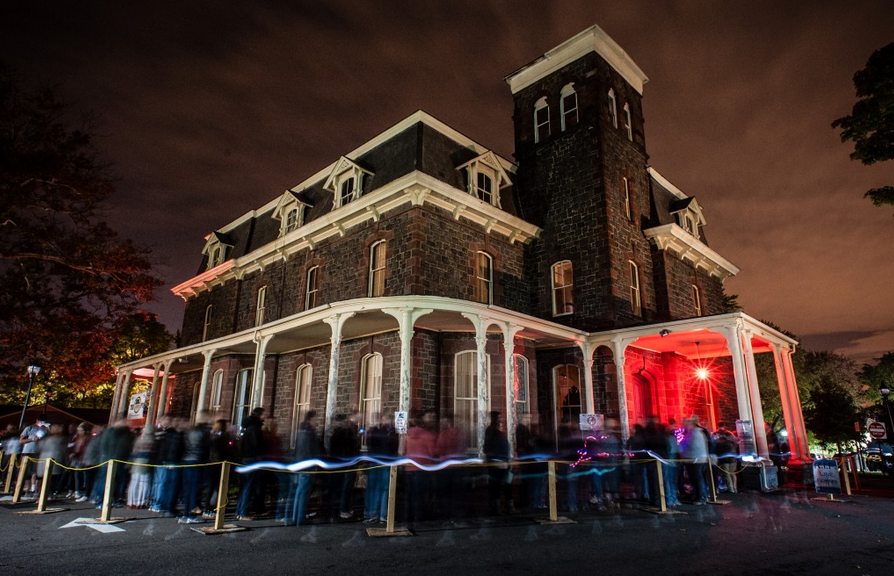 paxton manor haunted house leesburg va