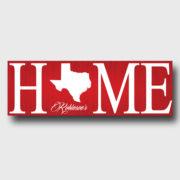 PersonalizedHomeStateCanvas_Texas