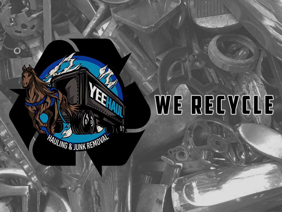 We will recycle your junk.