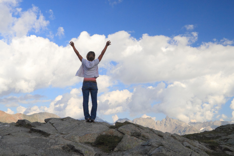 Mountain Top Success