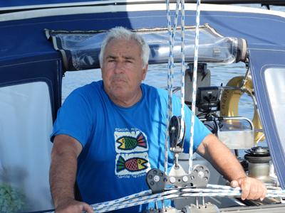 Captain Christos Papidis - Carpe Diem Sailing