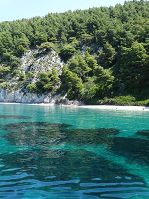 Kastani Beach - Mamma Mia Beach - Skopelos