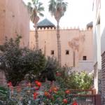 Saadien Tombs Gardens
