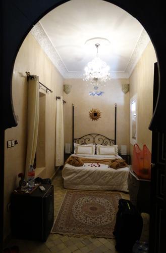 Our room - Laila - at Riad Palais des Princesses