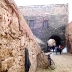 Essaouira rampart walls