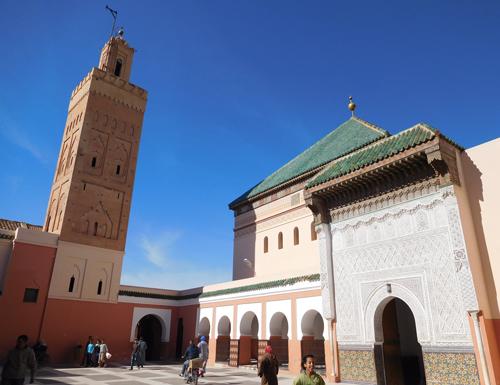 Zaouia Sidi Bel Abbès Mosque