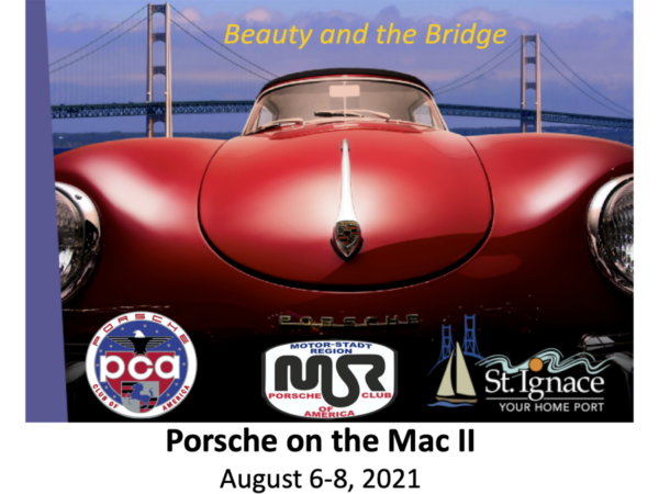 Porsche on the Mac II for PCA