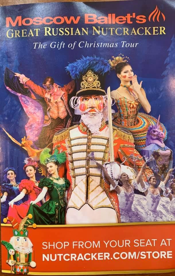 Moscow Ballet. Russian Nutcracker