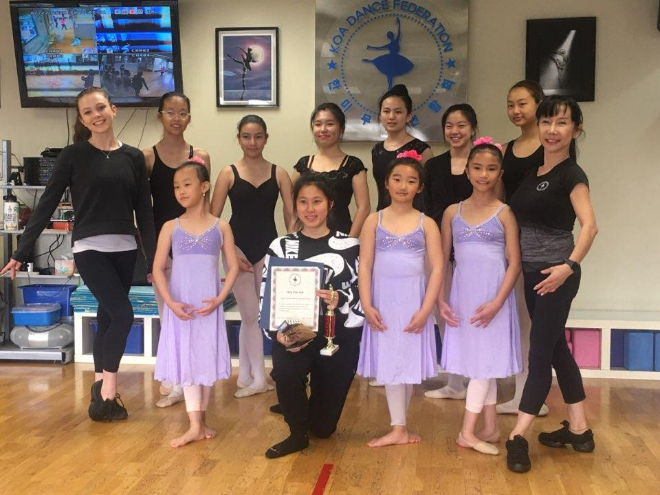 Worship Dance Internship Program