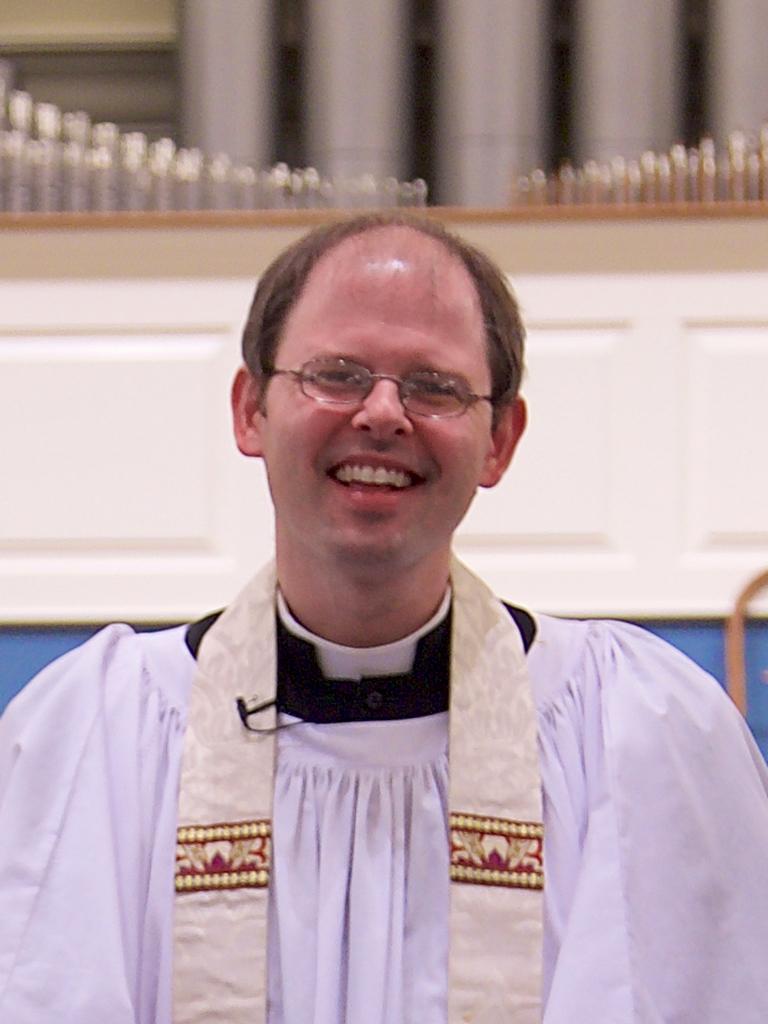 Reverend Mark A Michael