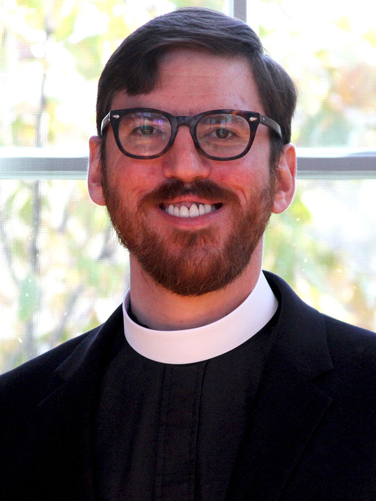 Reverend Jonathan Musser